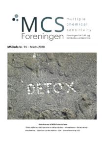 Tidligere numre af MCSinfo