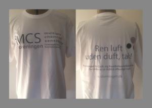 Økologisk T-shirt